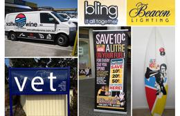Signmaking Business Mid North Coast Established 11 Years