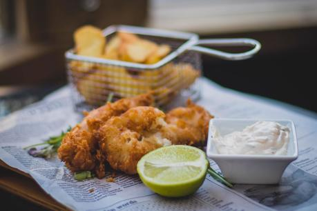 Fish and Chips Takeaway Stores Brisbane