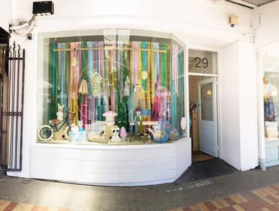 'She and Little' – Children's fashion & interiors in Mornington