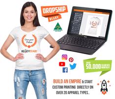 Custom Apparel Printing Business Online