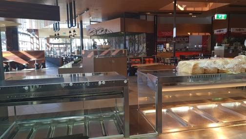 HIGH PERFORMANCE CARVERY & SEAFOOD STORE