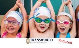 REDUCED - Swim School - Option To De-Brand - Significant Growth Opportunity