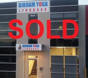 SOLD - Hot Yoga, Studio with room for Gym - 5 min to Dandenong