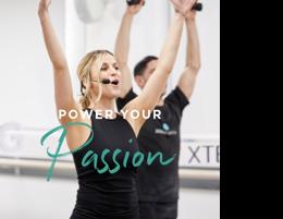 Sydney power your passion for fitness with Australia's largest Barre franchise!