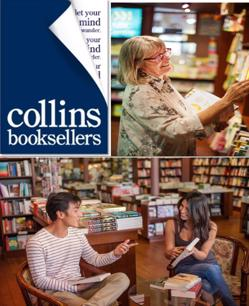 Collins Booksellers Orange