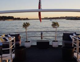 Love the Sun, Sydney Harbour and Profits? Boat and Functions for Sale