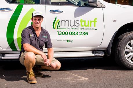 North Shore - Lawn Supply & Installation Franchises available with Musturf!