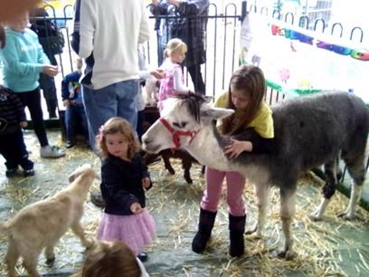 Mobile Petting Zoo for Kids REFZ2209