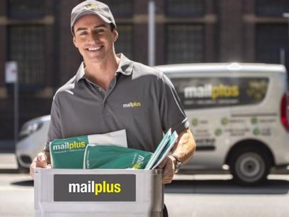 Mail Plus Document Courier franchise REFZ2293