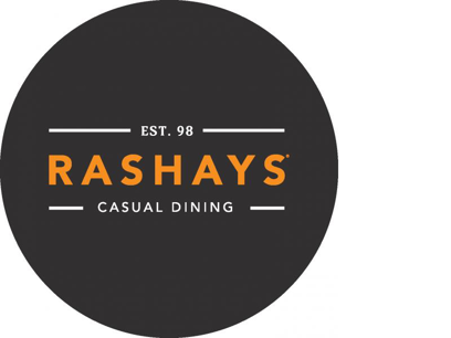 Rashays Casual Dining franchise REFZ2215