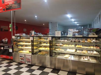 Bakery Cafe & Pie Shop REFZ2233