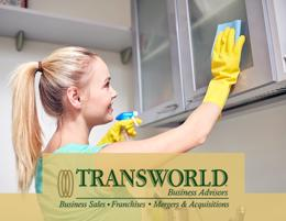 CLEANING FRANCHISE 15 YEARS EXP $29 K ALL INCLUSIVE