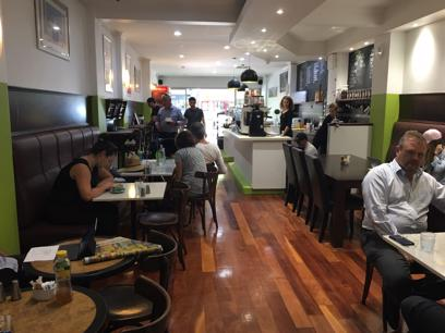 Cafe in West Perth with best value
