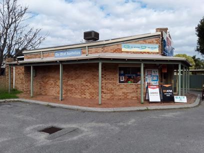 CONVENIENCE STORE $100,000 (sale with land)- Seville Grove