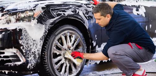 Business Opportunity Knocks: car wash and car detailing