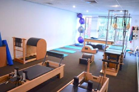 Pilates Studio Mosman