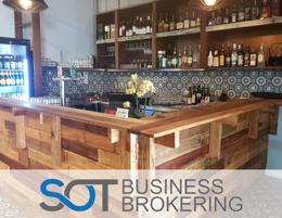 A perfectly placed Grill & Tapas bar, right on trend and a growth outlook!