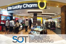 Top Performing, Established Lucky Charm Newsagency Franchise (South of River)