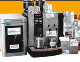 Coffee machine supply & servicing - high proft/low hours