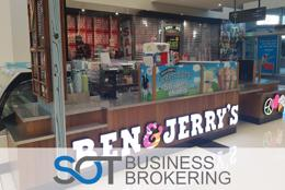 Global Ice Cream Franchise available in a fantastically located Perth suburb