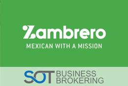 Award Winning Franchise - Zambrero Restaurant in Prime Perth Location