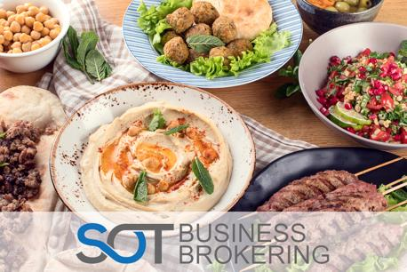 Award winning and highly profitable Middle Eastern restaurant
