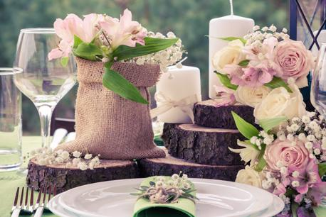 Fall in love with this highly profitable wedding décor hire company (Perth)