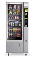 Snack and Beverage Vending Machine Business for Sale