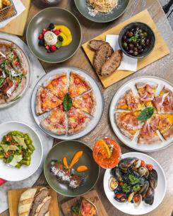 Modern Italian Restaurant and Takeaway Business For Sale St Kilda