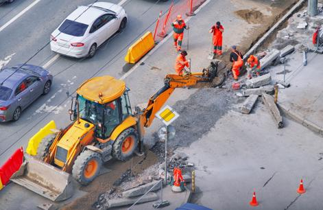 Civil Construction Company Business For Sale