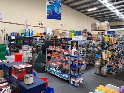 Wholesale and Retail Cleaning Supplies Business For Sale