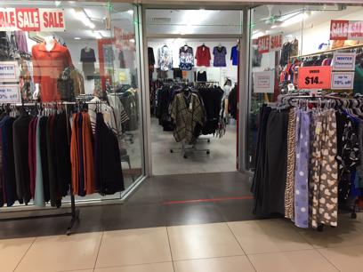 Ladies Fashion Clothing Store for Sale
