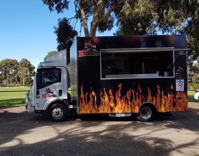 Food truck business, 5 night, consistent customers, huge potential to do events