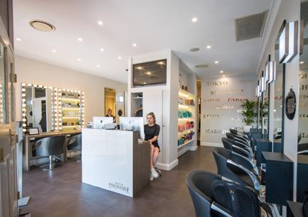 Existing Hair & Beauty salon Franchise business opportunity