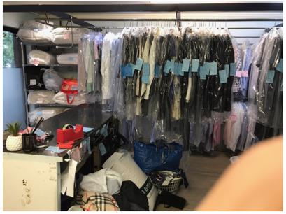 LONG ESTABLISHED Dry clean business in MOSMAN