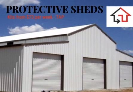 YOUR OWN METAL FENCING & SHEDS BUSINESS - EQUIPMENT AND MATERIALS SUPPLIED