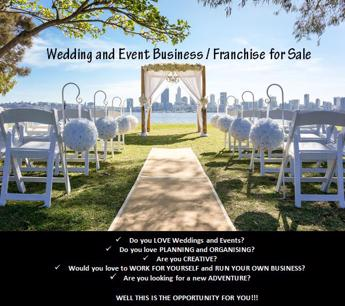 Wedding and Event Business