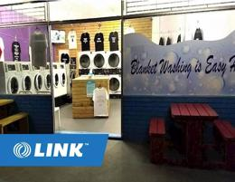 Easy to Run Business, Coin Laundromat Brisbane Southside