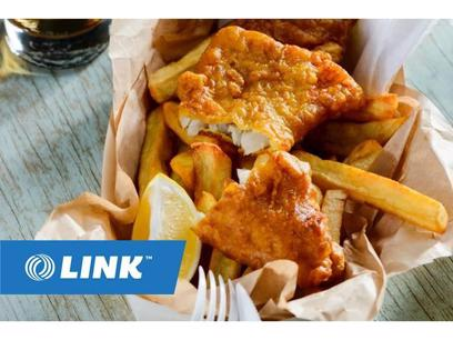 Lifestyle 5.5 Day Fish & Chip Takeaway Brisbane North For Sale