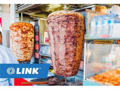 High quality Kebab Shop located in growth area / Direct street access & high