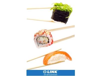 Profitable Japanese Sushi Takeaway Business For Sale