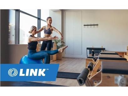 Gorgeous Pilates Studio Fully Staffed Brisbane