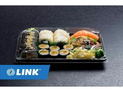 Brisbane CBD Sushi Takeaway Shop For Sale