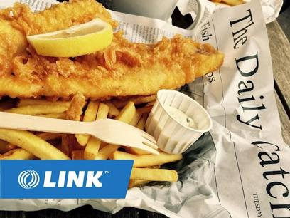Fish and Chips Takeaway on Brisbane's Northside For Sale
