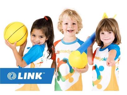 Children's Sports Business with Part Time Hours!