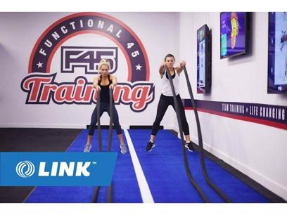 One of the Best F45 Studio's in Queensland