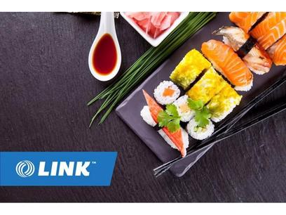 6 Day Sushi Takeaway CBD Fringe For Sale
