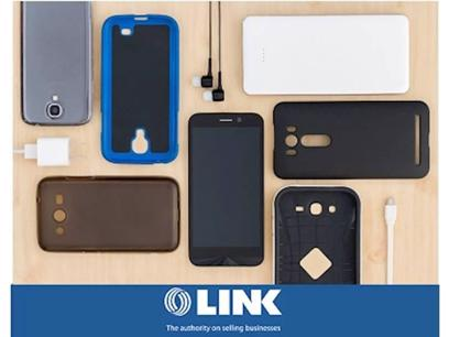 Phone Accessories and Repair Shop For Sale