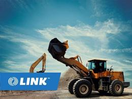 Quit Digging Around! Equipment Hire Business For Sale!