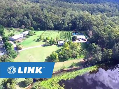 Serene Paradise  Rural business situated on an amazing property